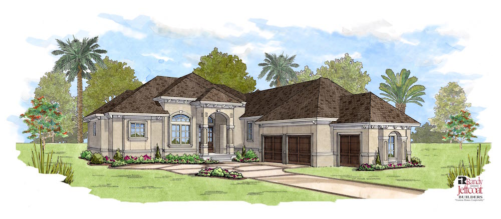 the nicklaus idea home