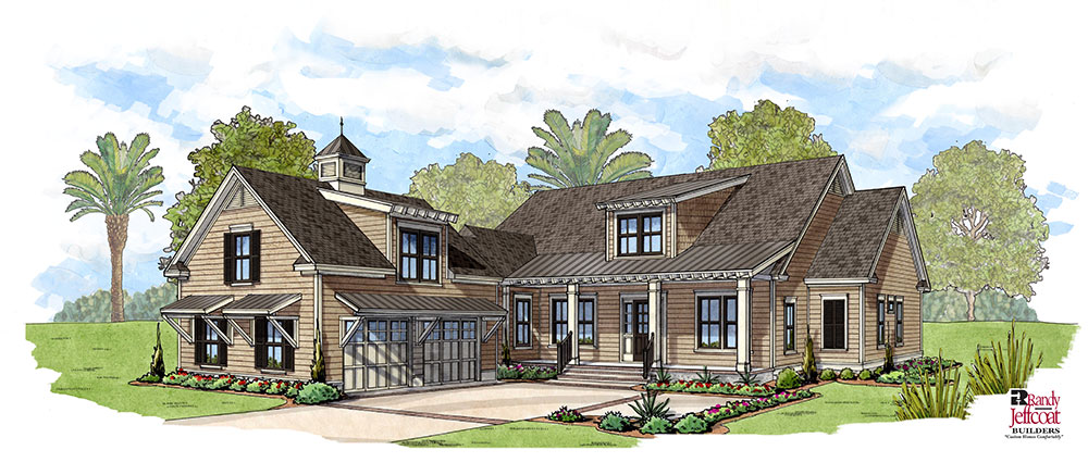water oak idea home