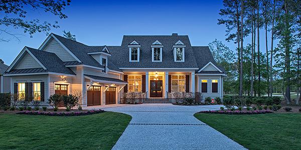luxury house plan