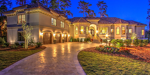 luxury house plan - Luxury House Plans