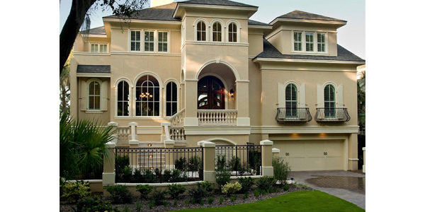 luxury house plan