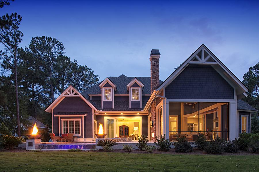 Custom Home Builders, House Plans & Model Homes | Randy