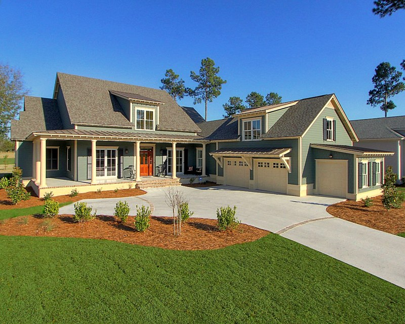 The best builder for your low country home for Low country homes