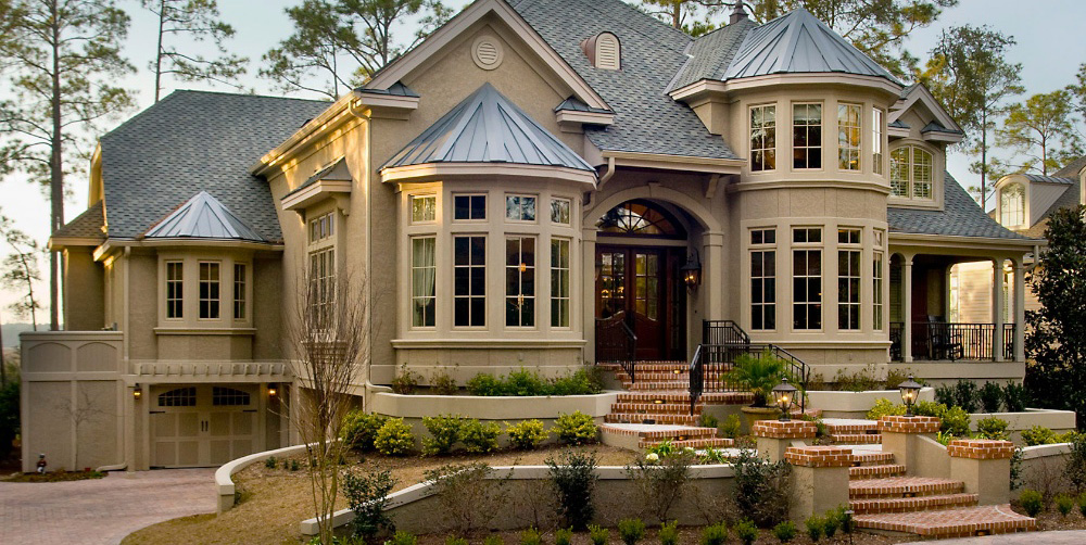 Luxury house plans amp showcase idea homes hampton lake concept home